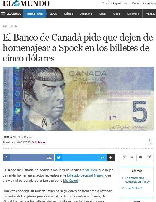 Spock - meme