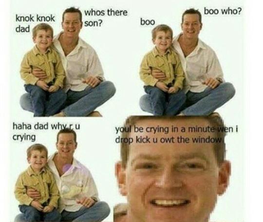Kid goin places - meme