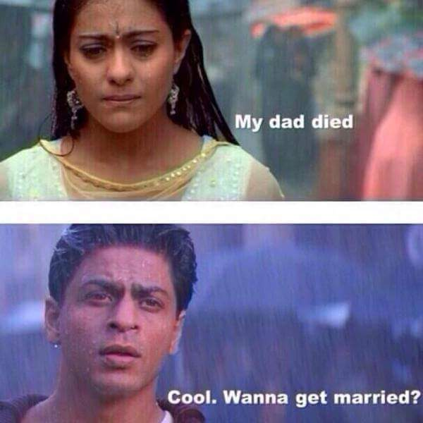 Bollywood logic be like... - meme