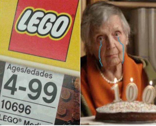 El título esta buscando un regalo para su abuelita - meme