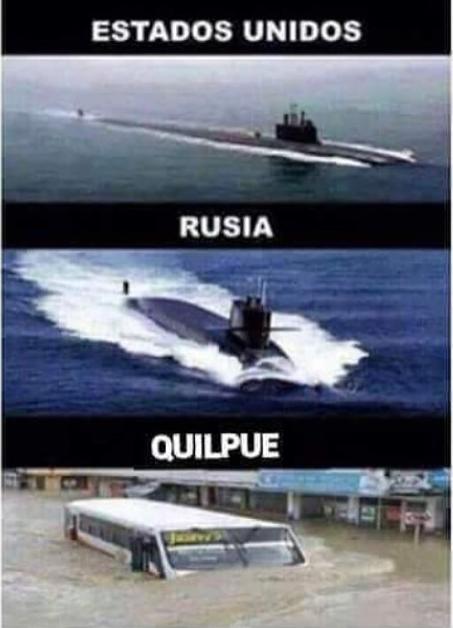 Submarino publico - meme