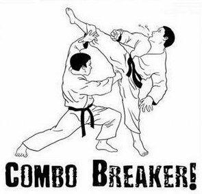 El titulo esta practicando karate - meme