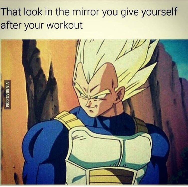Any workout's a good workout. - meme