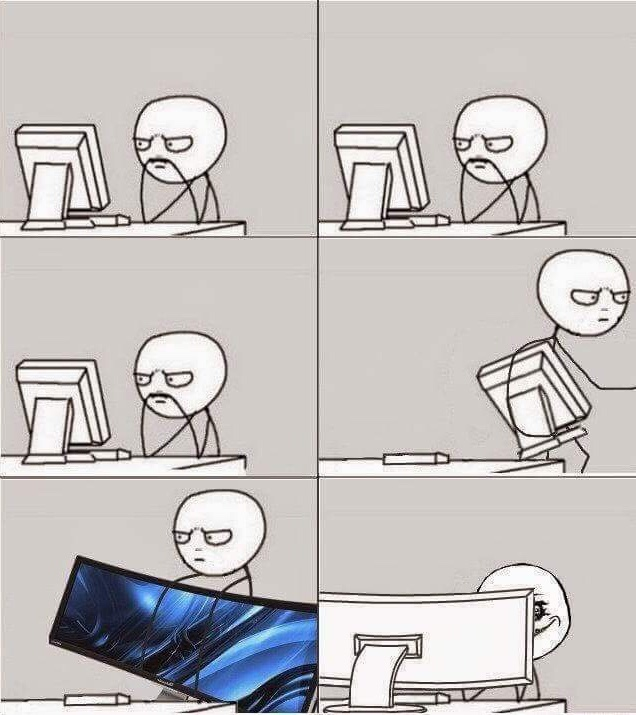 así se da gusto jugar Mortal Kombat :v - meme
