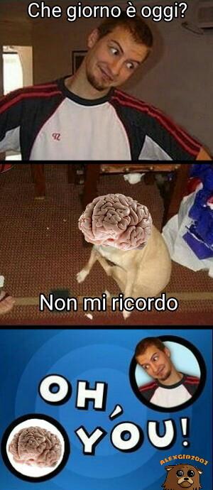 Oh, you! Cito pfpfpfpf e Maty. - meme