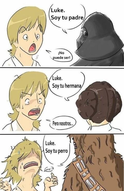 Luke yo soy.... - meme
