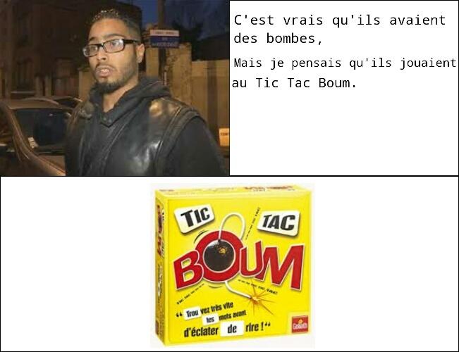 Blaa Blaa Caaar !... ( Ta Chantés dans ta tête? ) - meme