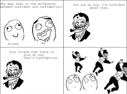 Derp comics - meme