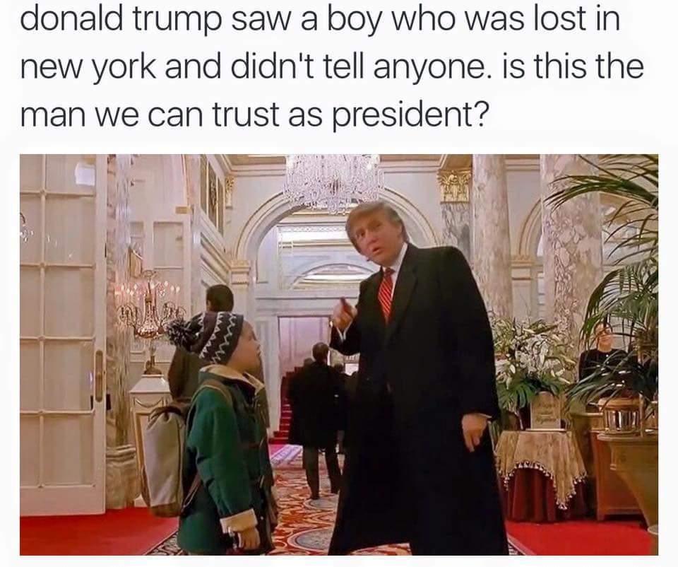 The truth revealed - meme