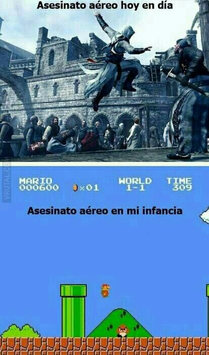 Assassins creed - meme