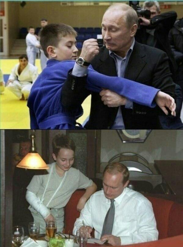 Putin! - meme