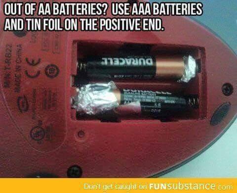 Battery. .hack - meme