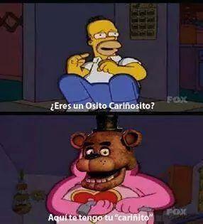 D: porque un oso necesita un fierro? - meme