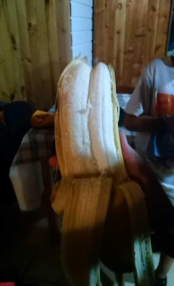 Doble plátano y me cobraron como uno! IT'S FREE! - meme