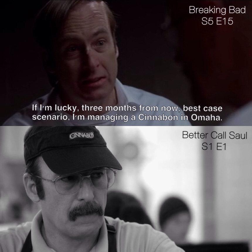 Vince Gilligan you slick bastard. - meme