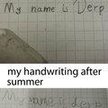 summer coming soon...