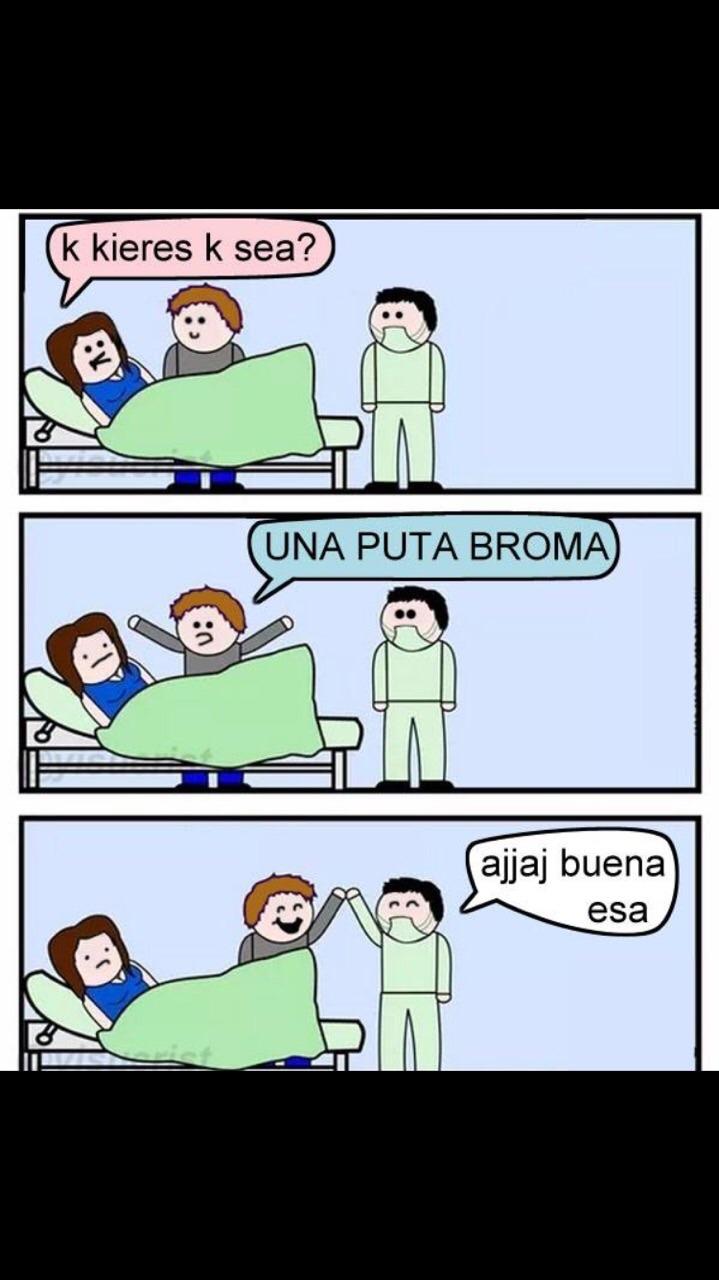 Bromas - meme