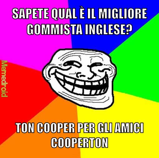 COOPERTON - meme