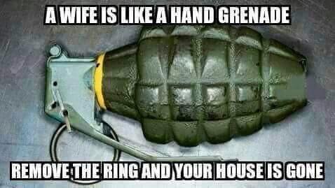 Grenade - meme