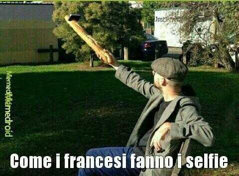 Selfie - meme