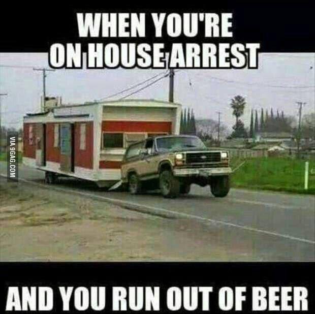 Must have beer! - meme