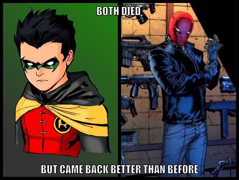 Best Robin moment? - meme