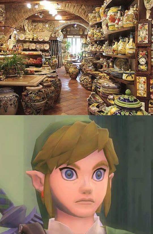 Non link ! NON ! - meme