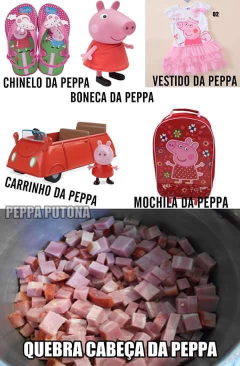 Peppa - meme