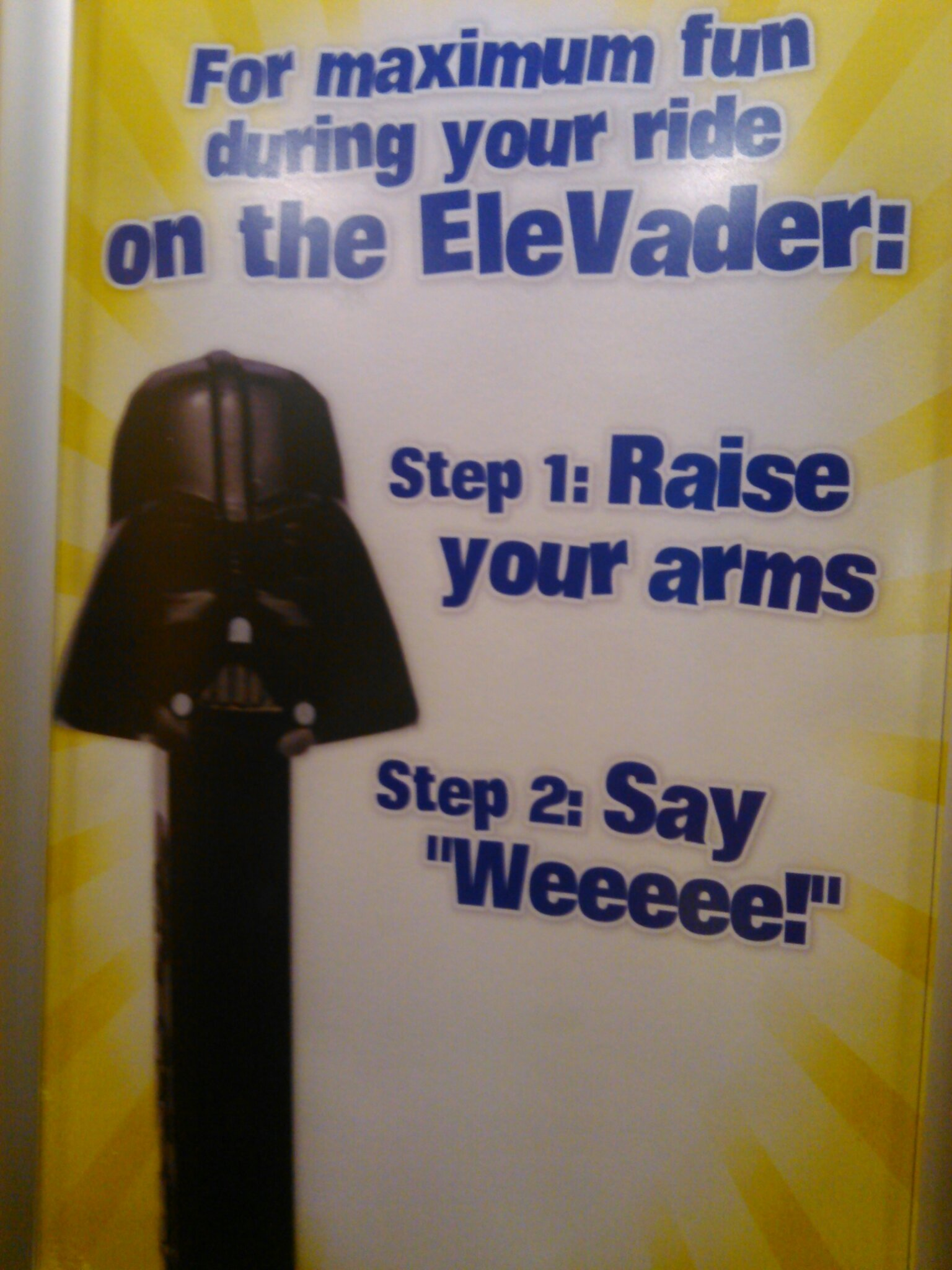 Saw this at the Pez Museum - meme