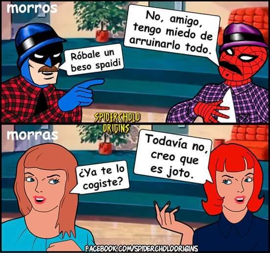 559887090f0b7 top memes de spider cholo en español ) memedroid