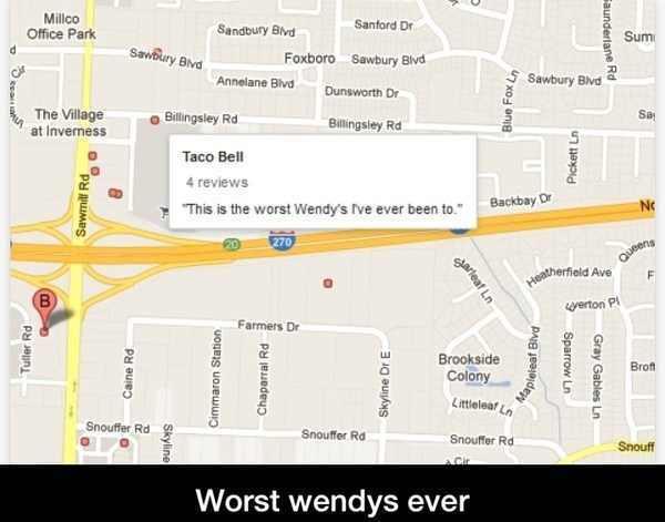 Wendy's - meme