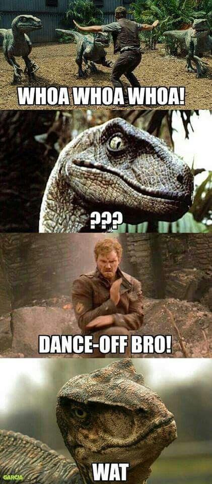 DaNce 0ff! - meme