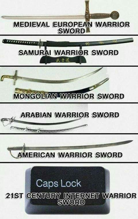 Swords - meme