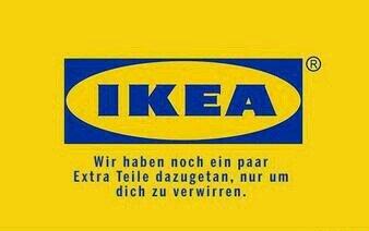Ach Ikea - meme