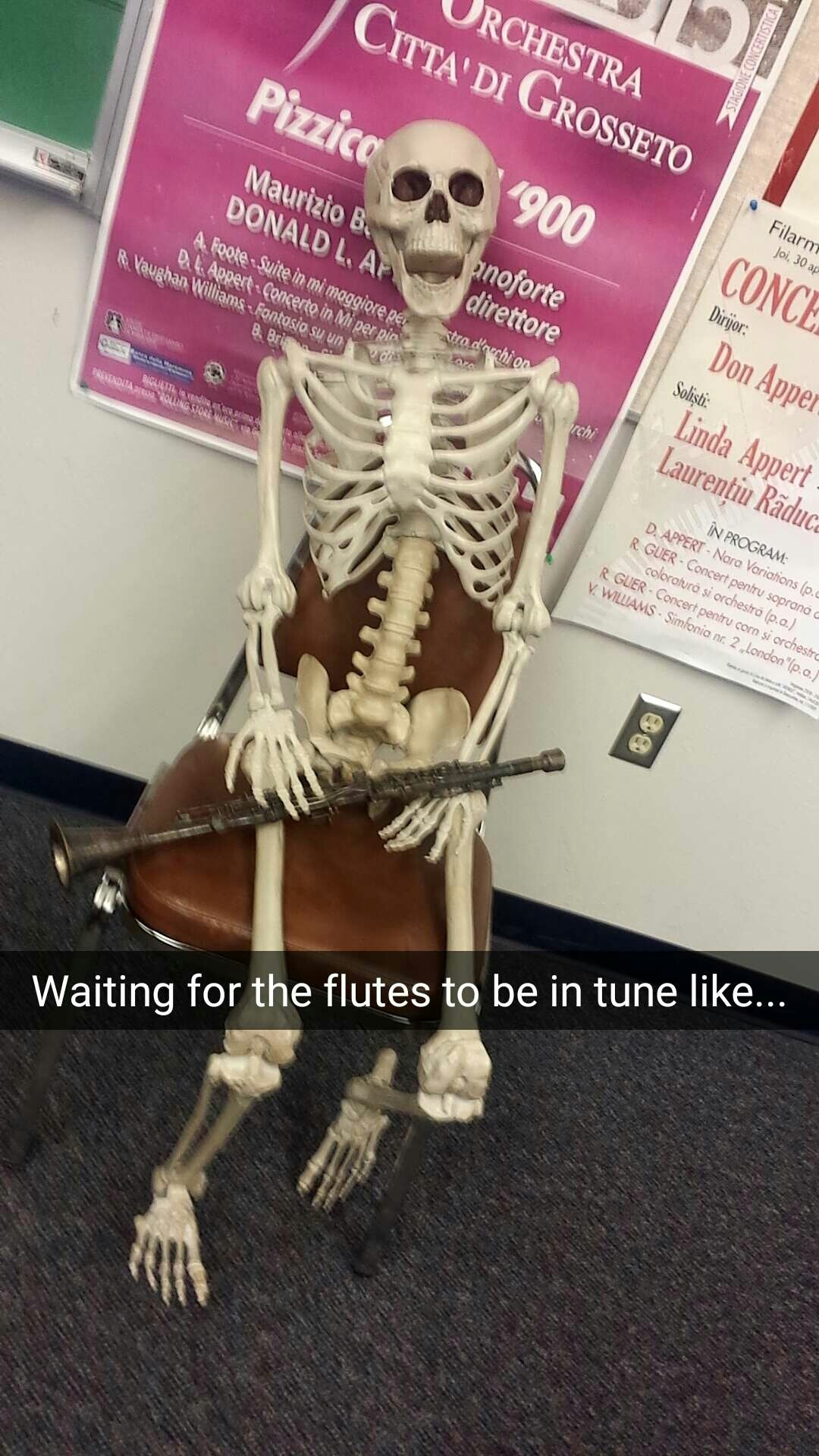 In band like - meme