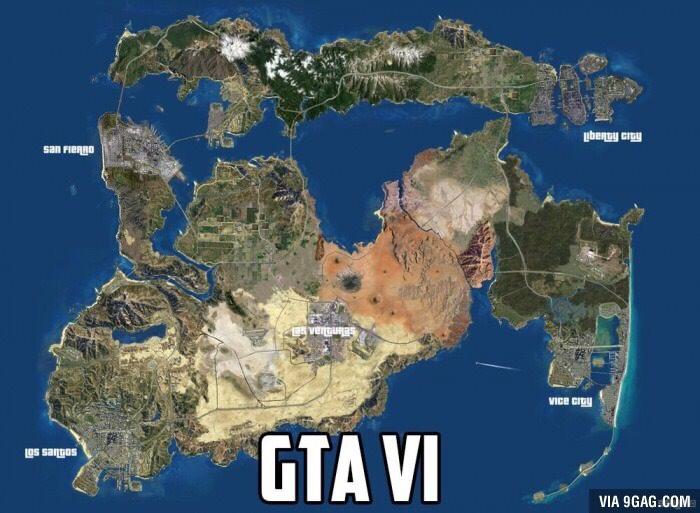 el jodido mapa definitivo - meme
