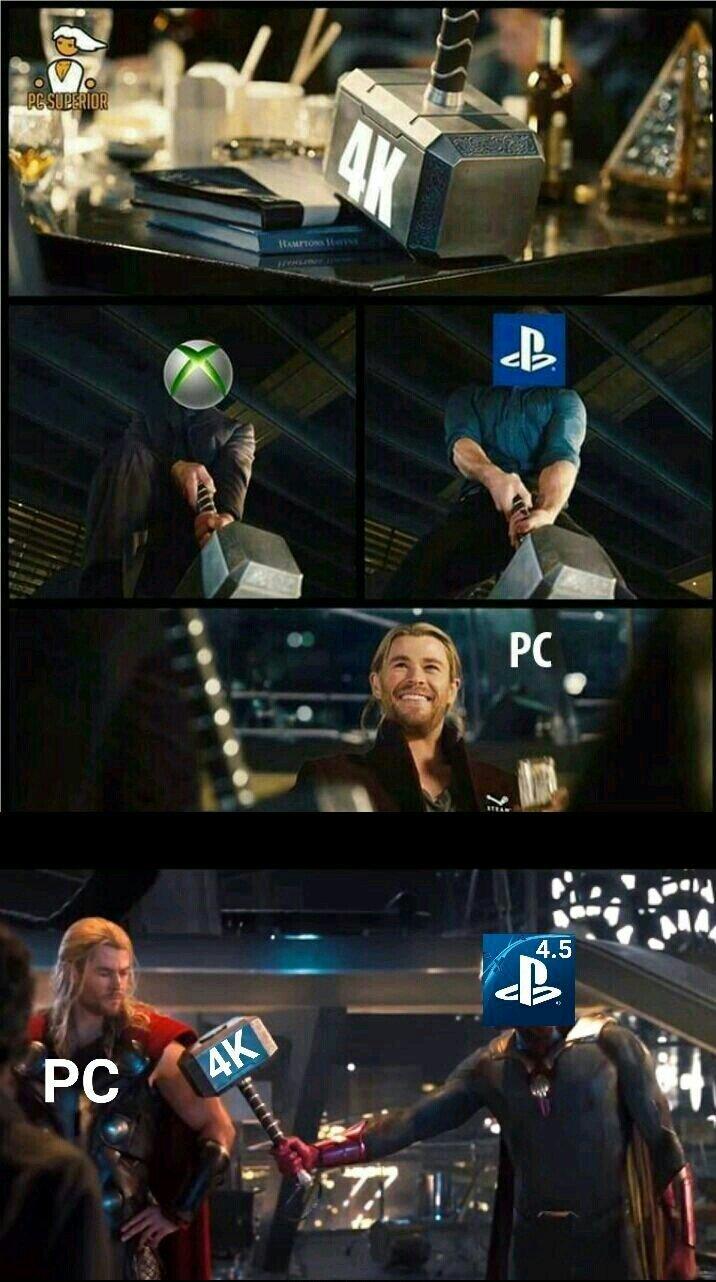 Steam! - meme