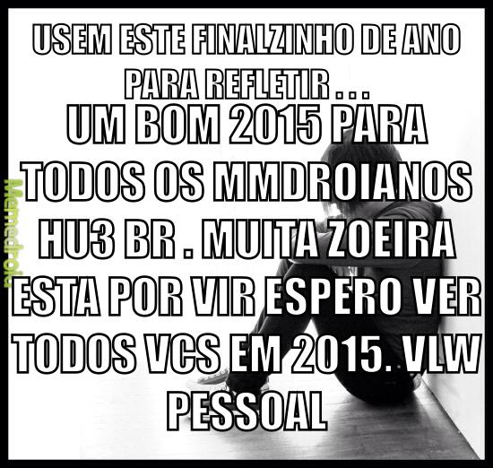 Feliz 2015 - meme