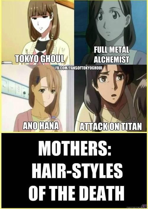 Hmm Anime Logic? - meme