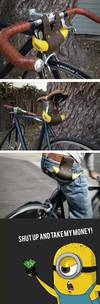 Porte banana - meme