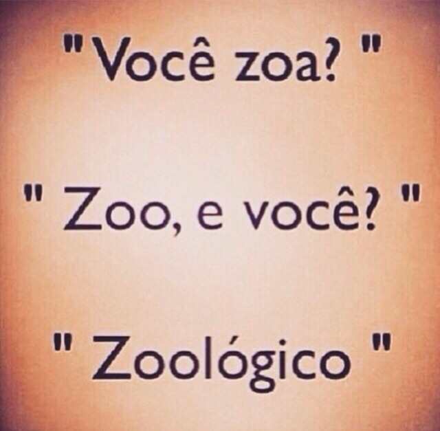 zoologico - meme