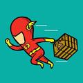 Les supers héros après avoir sauver le monde