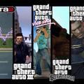La Evolución de GTA V