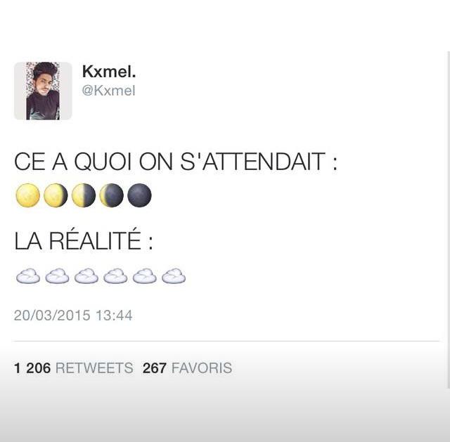 Il a raison quand même ! #Paris91 - meme