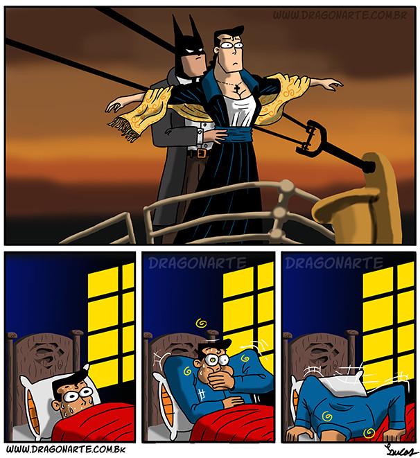 Ah bah oui, ça peut rapidement filer le mal de mer ... ou la gerbe !! ^^ - meme