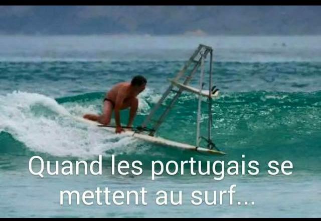 Portugais clichés - meme