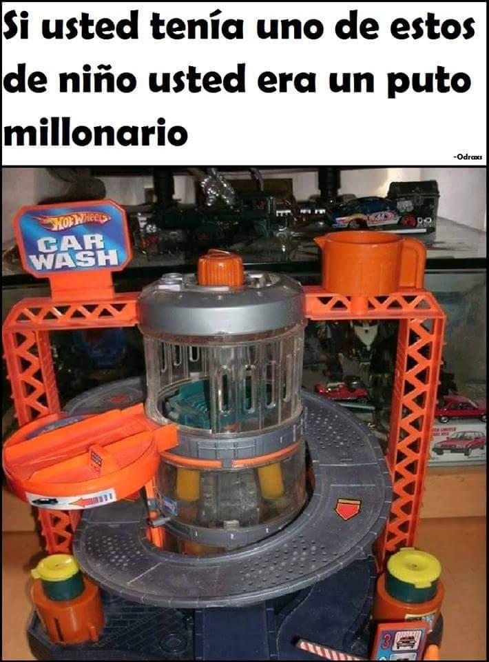Toda mi infancia - meme