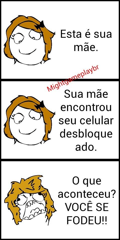 TIRINHA QUE ACABOU DE SAIR DO FORNO!!!! - meme