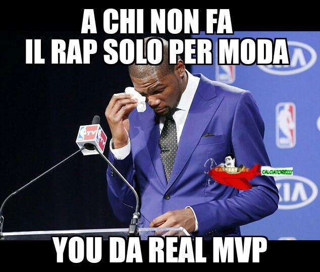 """""""Adesso tutti quanti fanno i rapper i concerti li danno su internet"""" - meme"""