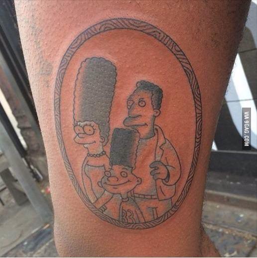 Sacré tatouage - meme